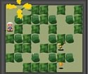 two player bomberman game